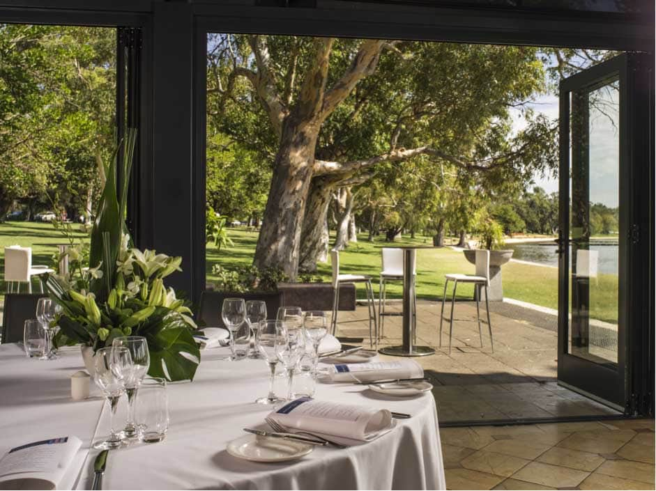 Matilda Bay Restaurant as a wedding venue