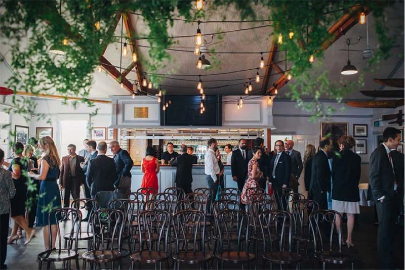 Western Australia Rowing Club Wedding Venue Perth