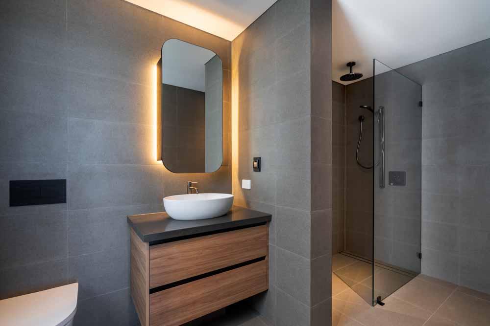 Commercial Photography - Interior_Bathroom